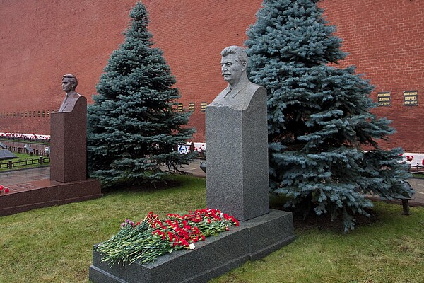 Author: Clay Gilliland; URL: https://commons.wikimedia.org/wiki/File:Stalin_(16114382579).jpg